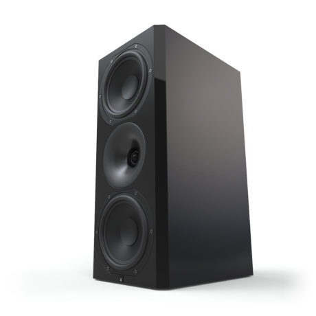 1723 Monitor er en heftig høyttaler. Foto: Arendal Sound