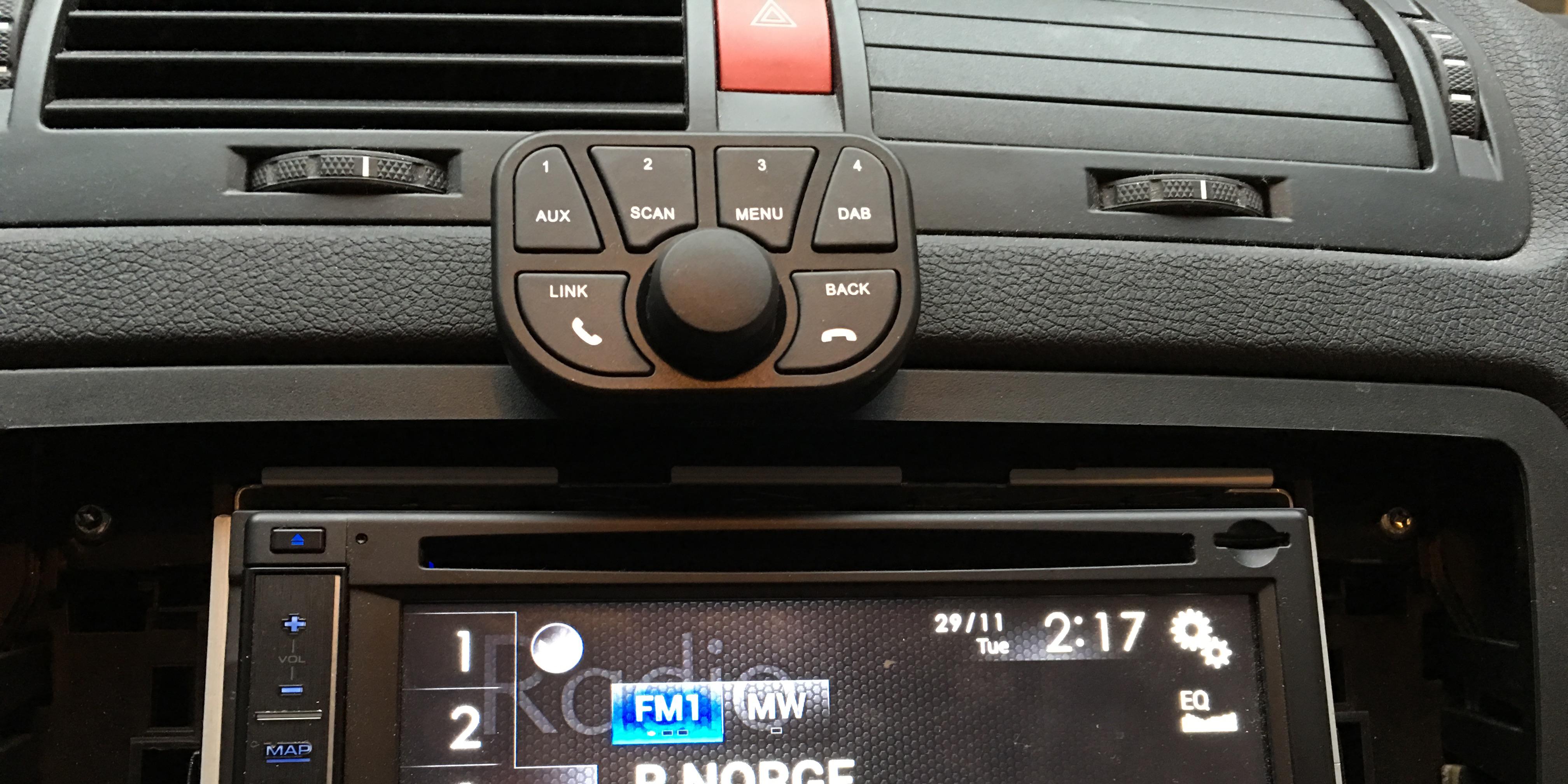 Tiny Audio C10 gir den mest skjulte installasjonen av alle. Foto: Geir Gråbein Nordby