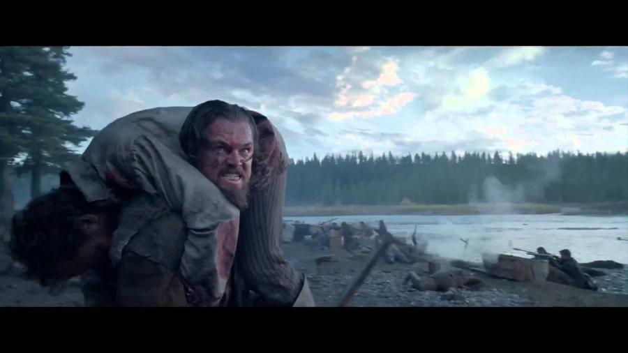 The Revenant med Leonardo DiCaprio på (UHD Blu-ray) er fortsatt en av de mest imponerende filmene i HDR-kvalitet.