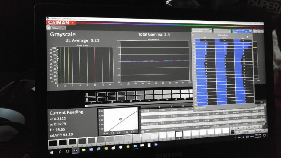 måleresultater q9 930x524 - Samsung QE65Q9F QLED