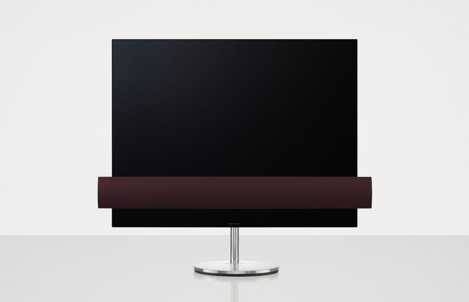 BeoVision Eclipse er Bang & Olufsens første OLED-TV.