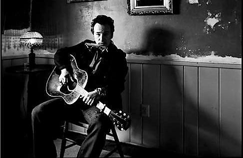 DevilsDust Bruce 2005 - Springsteen inntar Broadway