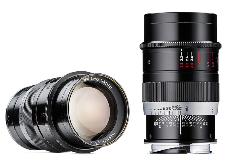 Leica Thambar-M 90mm f2.2