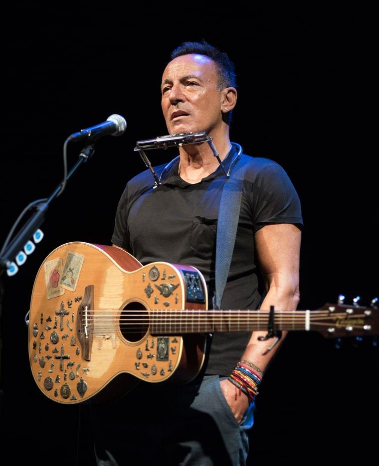 SoB4 - Springsteen inntar Broadway