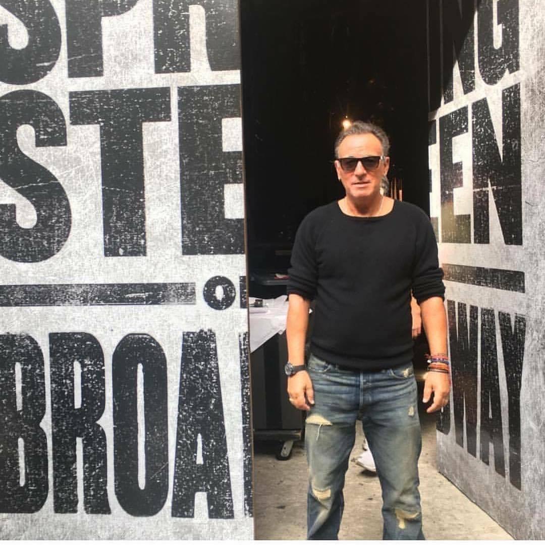 Springsteen on Broadway - Springsteen inntar Broadway