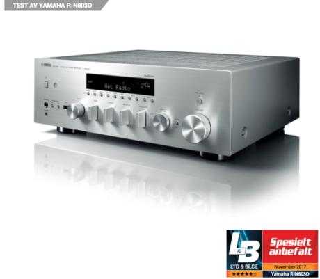 Yamaha R-N803D DAB+